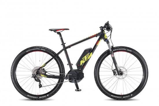 Bicicleta Electrica KTM MACINA Force 29 10 CX4- 2016