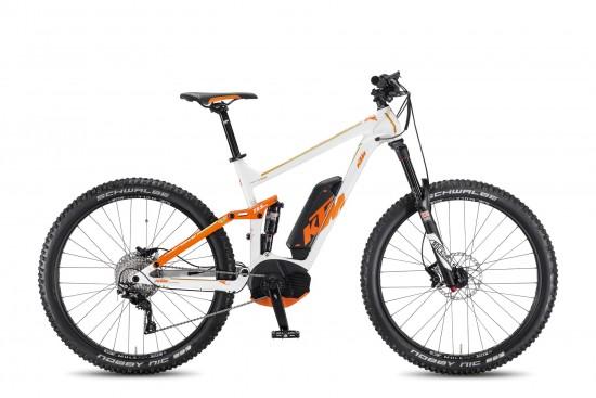 Bicicleta Electrica KTM MACINA Kapoho 27.5+ 11 CX5- 2016