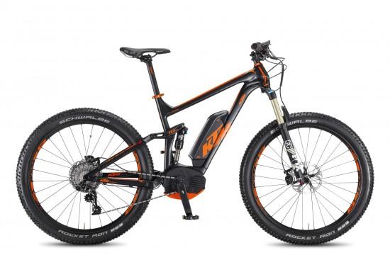 Bicicleta Electrica KTM MACINA Kapoho 27.5+ X1 11 CX5- 2016