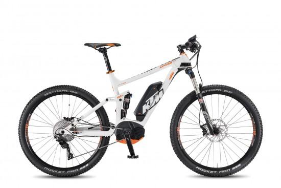 Bicicleta Electrica KTM MACINA Lycan 27.5 11 CX5- 2016