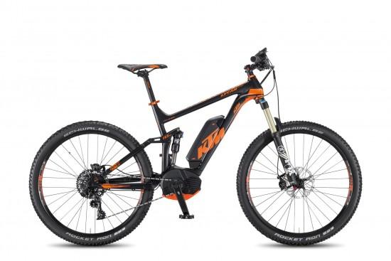 Bicicleta Electrica KTM MACINA Lycan 27.5 X1 11 CX5+- 2016