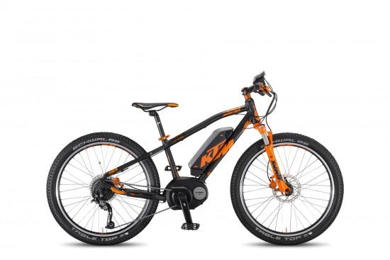 Bicicleta Electrica KTM MACINA Mini Me 24 9 A4- 2016
