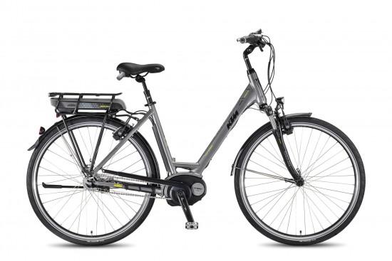 Bicicleta Electrica KTM MACINA Seven RT A4- 2016