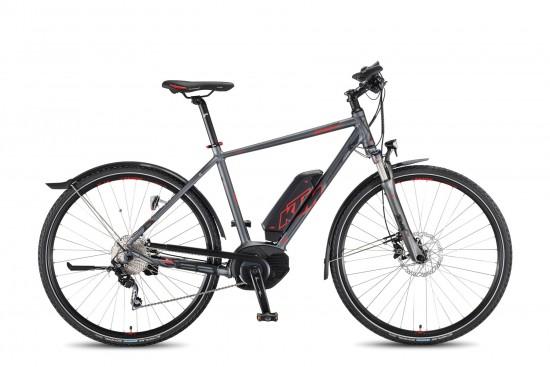 Bicicleta Electrica KTM MACINA Sport 10 CX4 – 2016