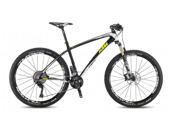 Bicicleta KTM MYROON  27 ELITE 22S/33S DEORE XT – 2016