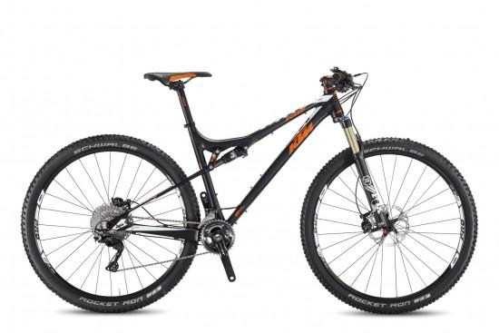 Bicicleta KTM SCARP 292 – 2016