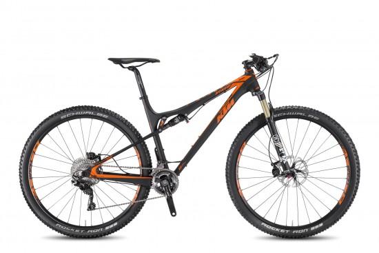 Bicicleta KTM SCARP 29 MASTER 22s – 2016