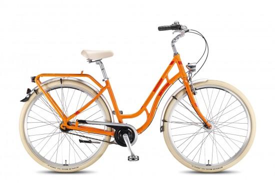 Bicicleta KTM Oras City TOURELLA 28.3 – 2016