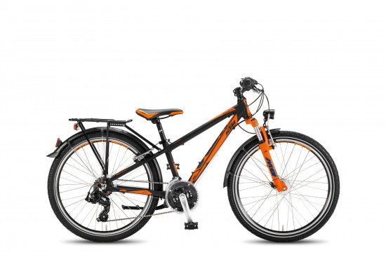 Bicicleta KTM Copii WILD ONE 24.21 ATB – 2016