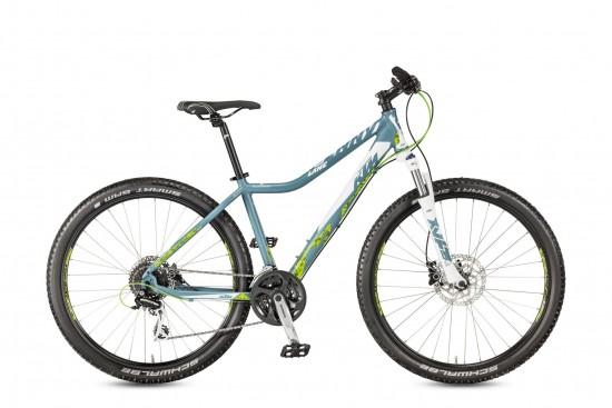 Bicicleta KTM PENNY LANE 27.24 Disc H SD    24s Acera 2017