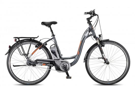 Bicicleta KTM Electrica AMPARO XL 8-RT 28 648    8s Nexus/RT 2017