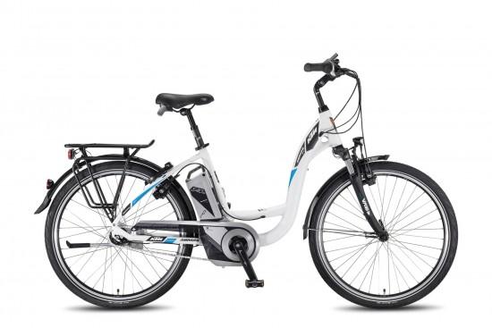 Bicicleta KTM Electrica AMPARO 8-RT 26 540    8s Nexus/RT 2017