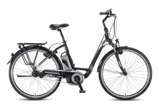 Bicicleta KTM Electrica AMPARO 8-RT 28 540    8s Nexus/RT 2017