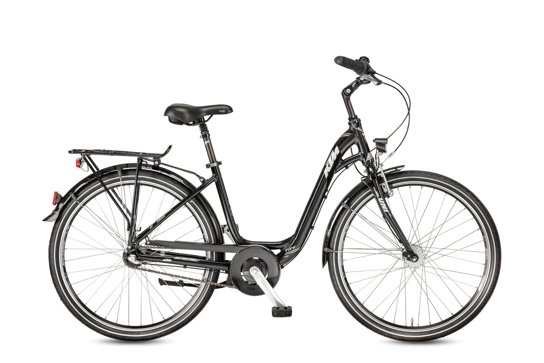 Bicicleta KTM Oras CITY Fun 26.3    3s Nexus/RT 2017