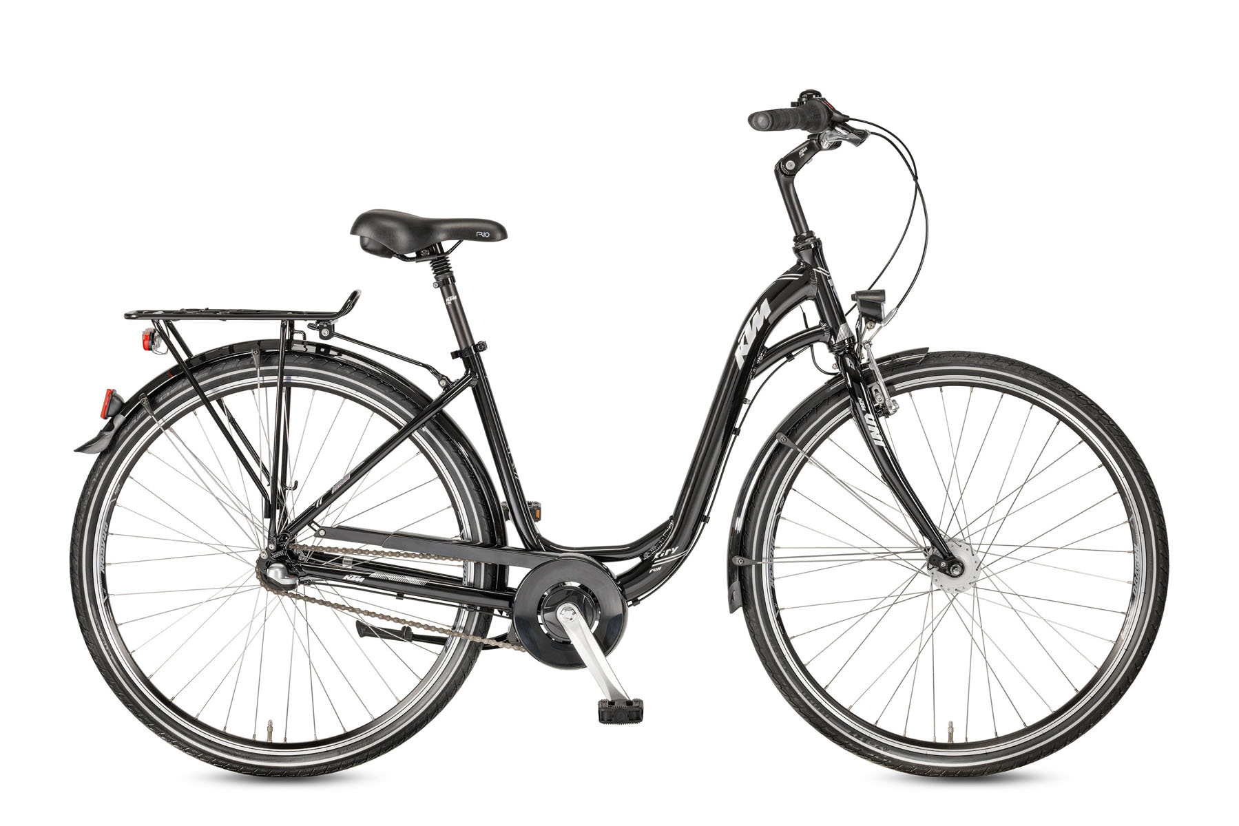 Bicicleta KTM Oras CITY Fun 28.3    3s Nexus/RT 2017