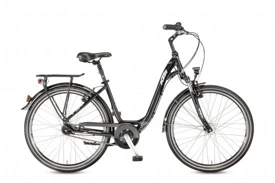 Bicicleta KTM Oras CITY Line 26.7    7s Nexus/RT 2017