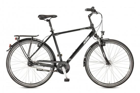 Bicicleta KTM Oras CITY Line 28.7    7s Nexus/RT 2017
