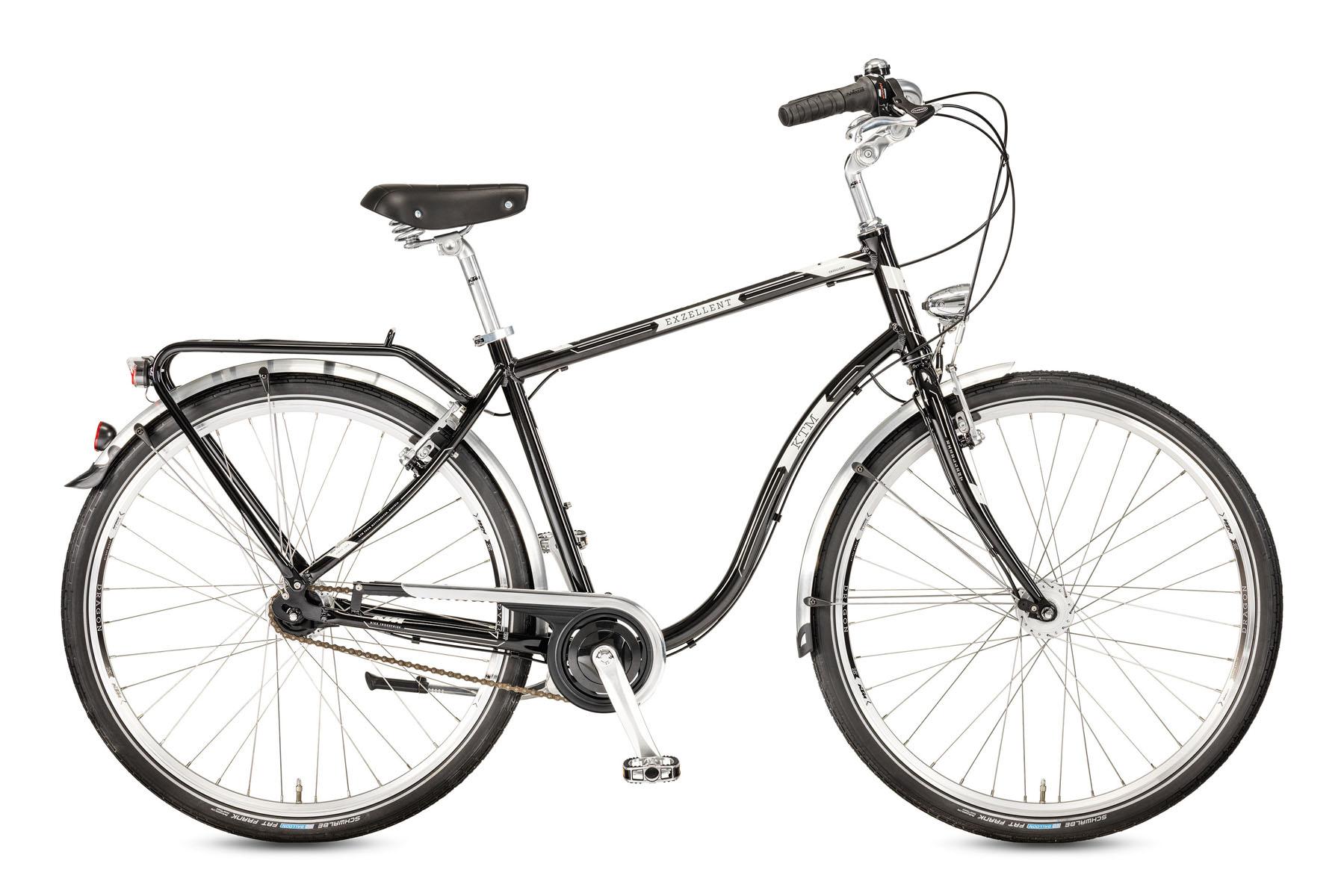 Bicicleta KTM Oras EXZELLENT 28.7    7s Altus 2017