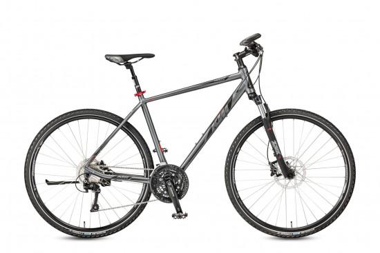 Bicicleta KTM Trekking LIFE Cross Comfort    30s LX 2017