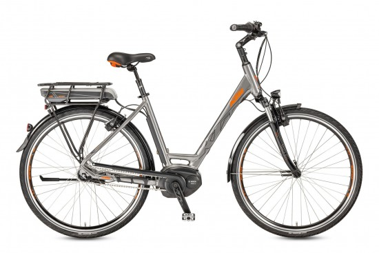 Bicicleta KTM Electrica MACINA City 7 RT 28 A4    7s Nexus 2017