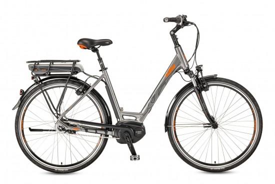 Bicicleta KTM Electrica MACINA City 8 28 A4    8s Nexus 2017