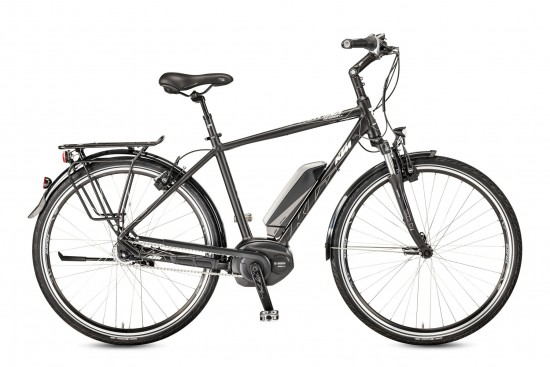 Bicicleta KTM Electrica MACINA Classic 8 28 A5    8s Nexus 2017