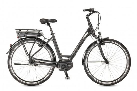 Bicicleta KTM Electrica MACINA Classic 8 RT 28 A5    8s Nexus 2017
