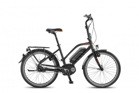 Bicicleta KTM Electrica MACINA Compact 8 24 A4    8s Nexus 2017