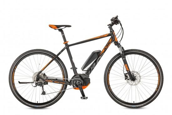Bicicleta KTM Electrica MACINA Cross 9 CX4    9s Deore 2017