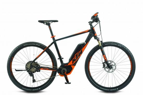 Bicicleta KTM Electrica MACINA Cross 11 CX5+    11s Deore XT 2017