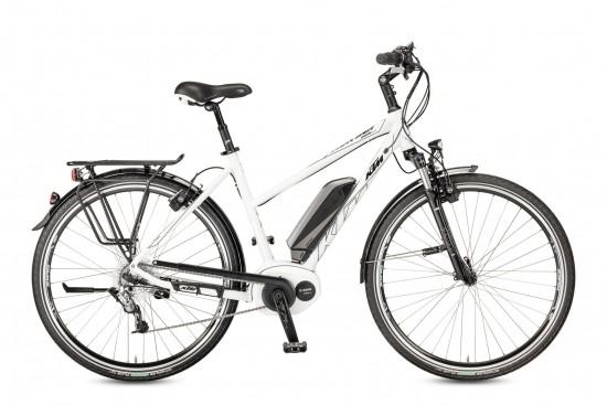 Bicicleta KTM Electrica MACINA Dual 24 A5    24s Dual Drive 2017
