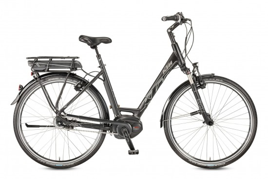 Bicicleta KTM Electrica MACINA Eight XL 8 28 P5    8s Nexus 2017