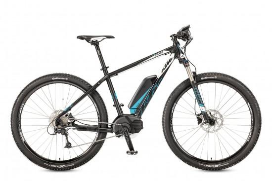 Bicicleta KTM Electrica MACINA Force 293    9s Deore 2017