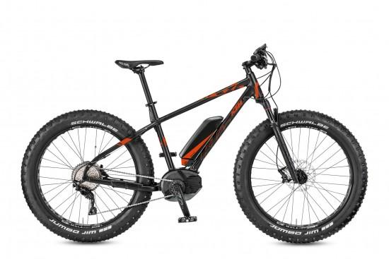 Bicicleta KTM Electrica MACINA Freeze 261    11s Deore XT 2017