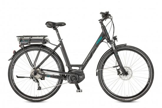 Bicicleta KTM Electrica MACINA Joy 9 A4    9s Alivio 2017