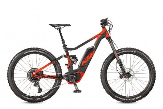Bicicleta KTM Electrica MACINA Kapoho LT 271    8s EX1 2017