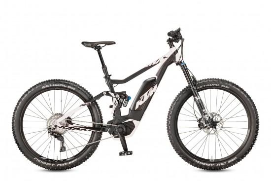 Bicicleta KTM Electrica MACINA Kapoho LT 272    11s Deore XT 2017