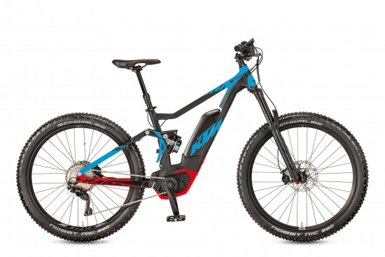 Bicicleta KTM Electrica MACINA Kapoho LT 273    11s Deore XT 2017