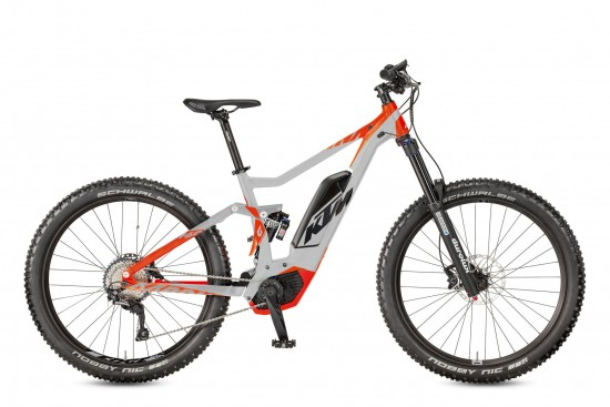 Bicicleta KTM Electrica MACINA Kapoho LT 274    11s SLX 2017
