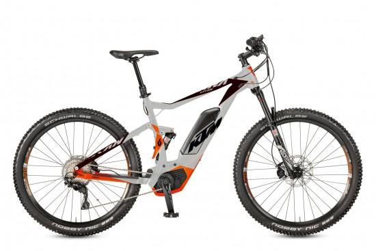 Bicicleta KTM Electrica MACINA Lycan 273    11s Deore XT 2017