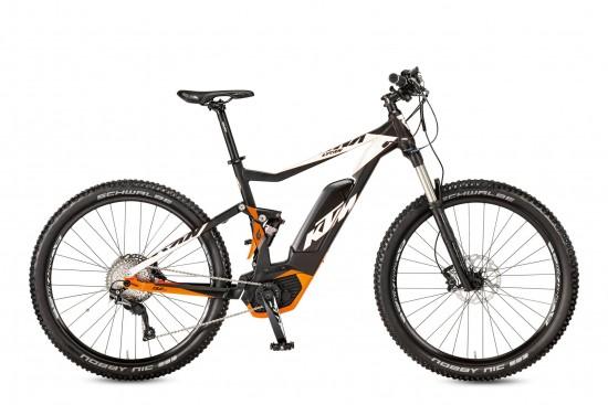 Bicicleta KTM Electrica MACINA Lycan 274    11s SLX 2017