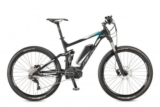 Bicicleta KTM Electrica MACINA Lycan 275    10s SLX 2017