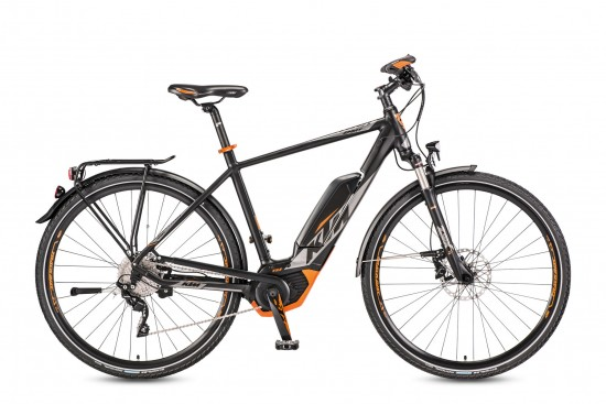 Bicicleta KTM Electrica MACINA Sport 10 CX5    10s Deore 2017