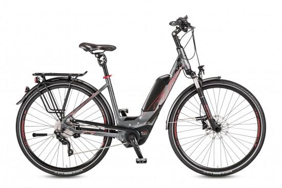 Bicicleta KTM Electrica MACINA Style 10 P5    10s Deore  2017