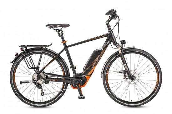 Bicicleta KTM Electrica MACINA Style 11 CX5    11s Deore XT 2017