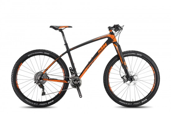 Bicicleta KTM MYROON 27 Prestige    22s XTR 2017