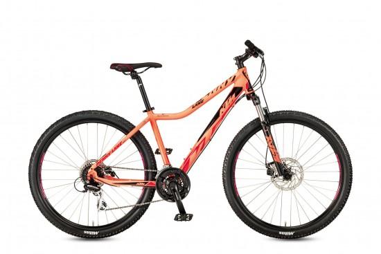 Bicicleta KTM PENNY LANE 27.24 Disc M SD    24s Acera 2017