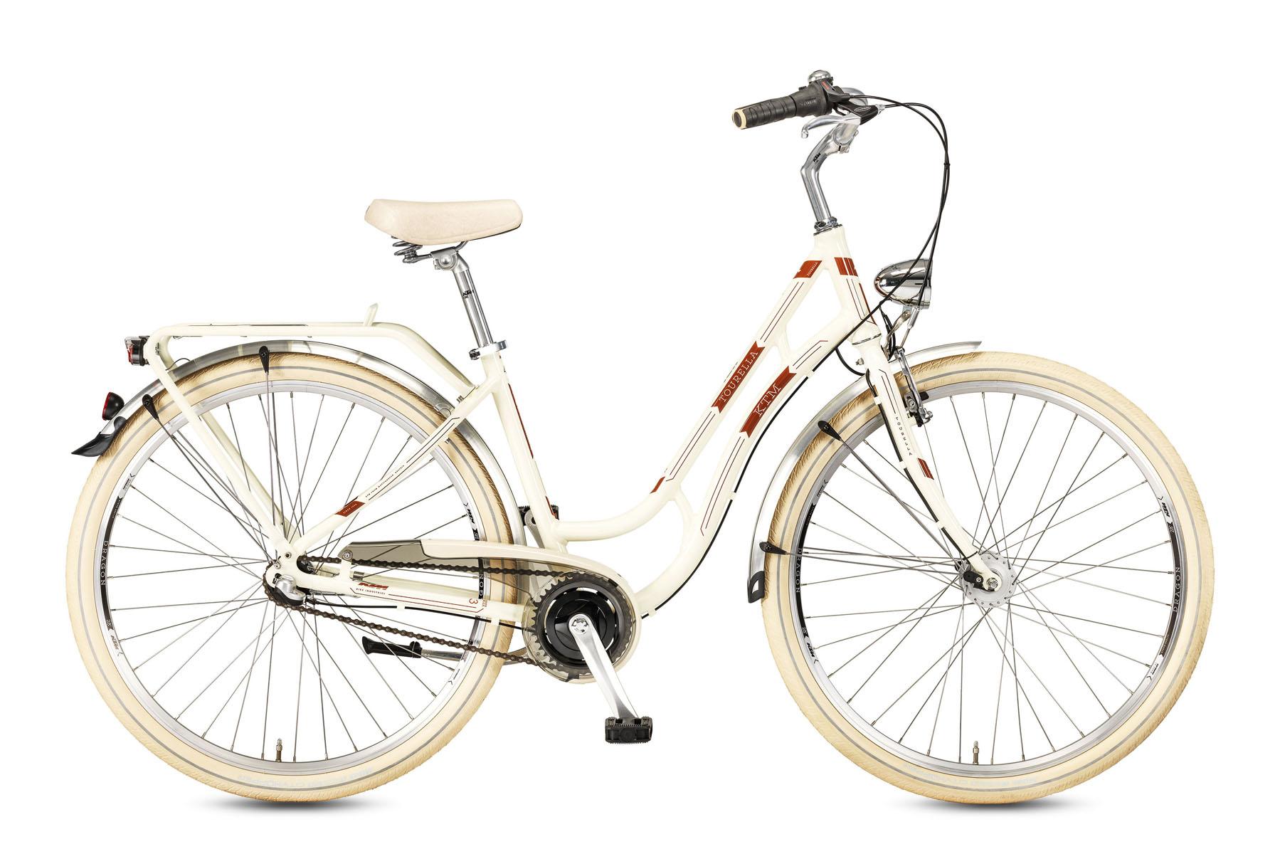 Bicicleta KTM Oras TOURELLA 28.3    3s Nexus/RT 2017