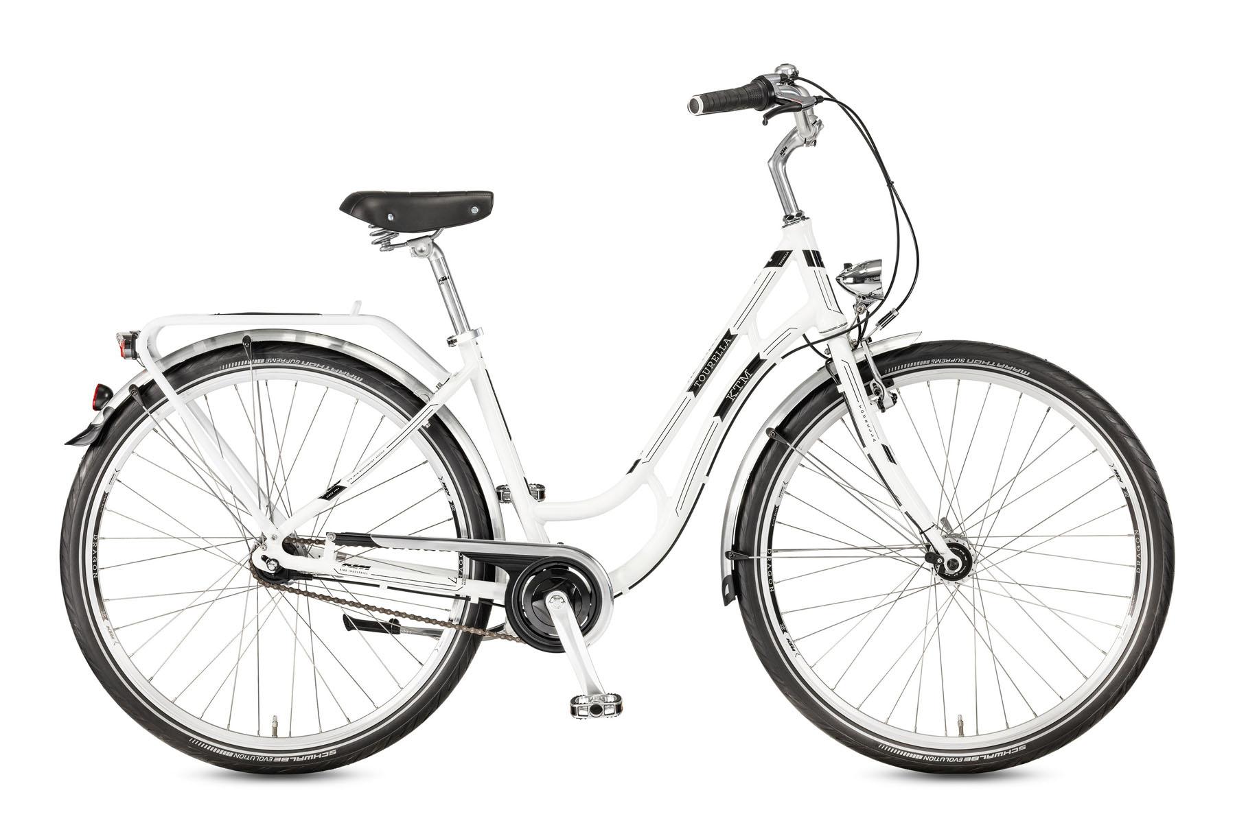 Bicicleta KTM Oras TOURELLA 28.7 Deluxe    7s Nexus/RT 2017
