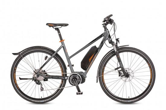 Bicicleta KTM Electrica VENTURA Street 10    10s Deore 2017